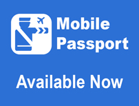 Mobile Passport Available Now
