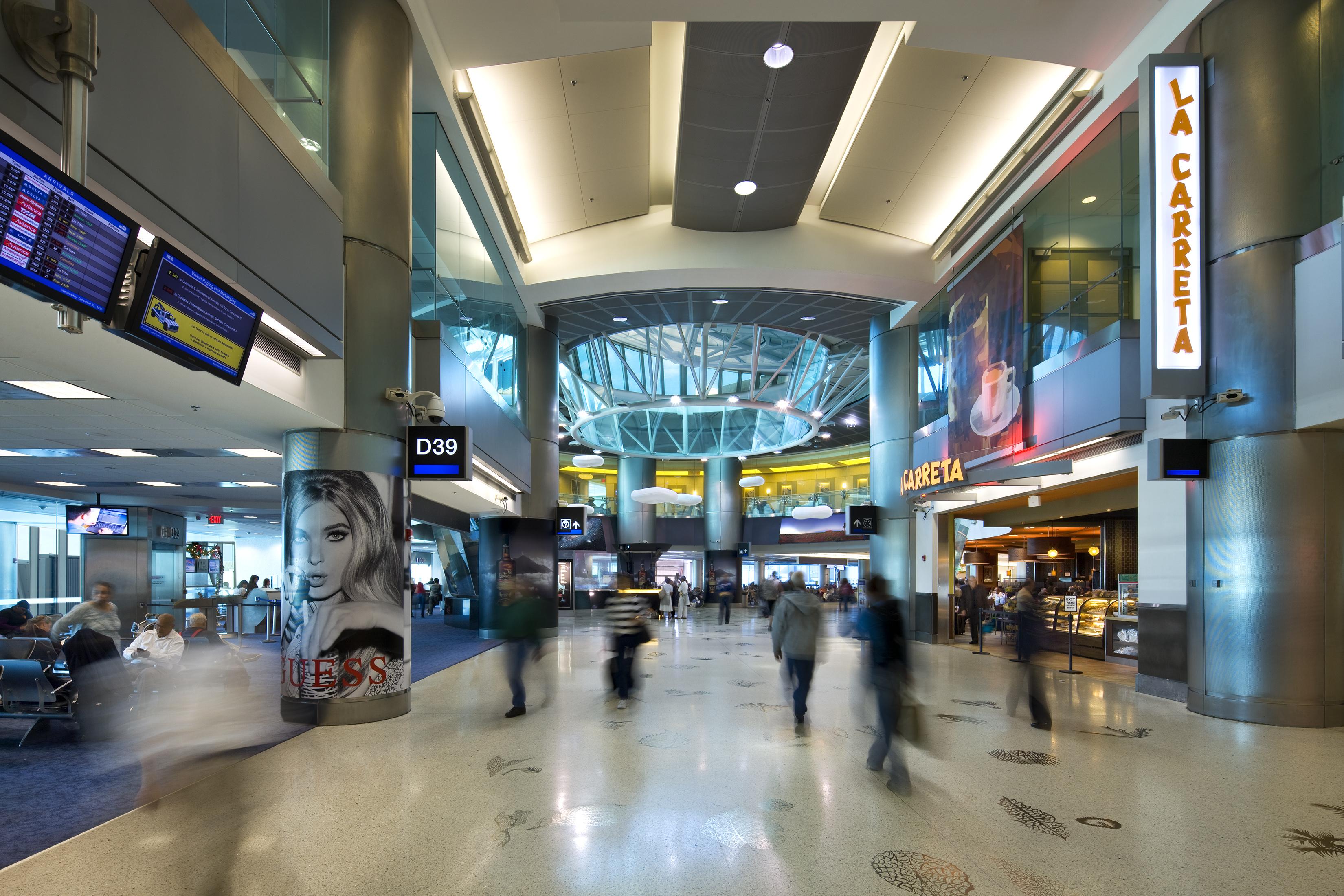 mia - gateway to the americas - miami international airport