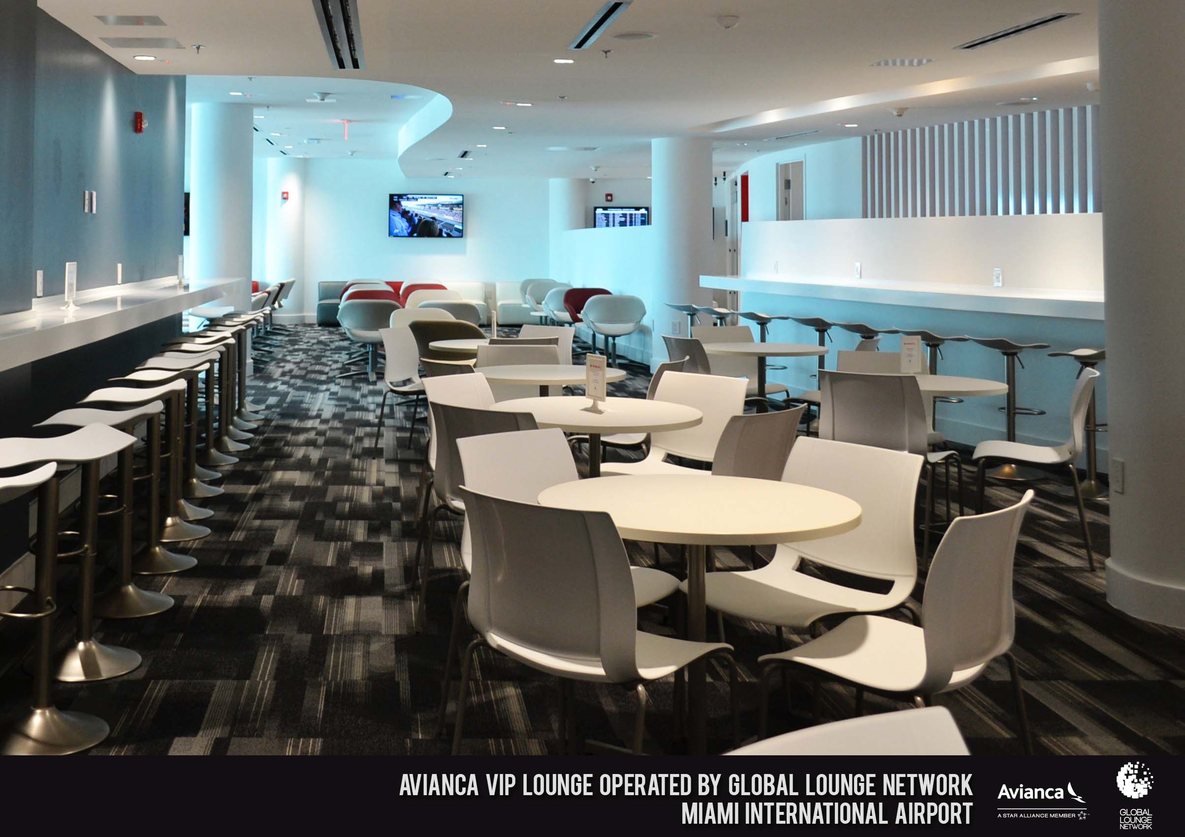 vip clubs & lounges - miami international airport