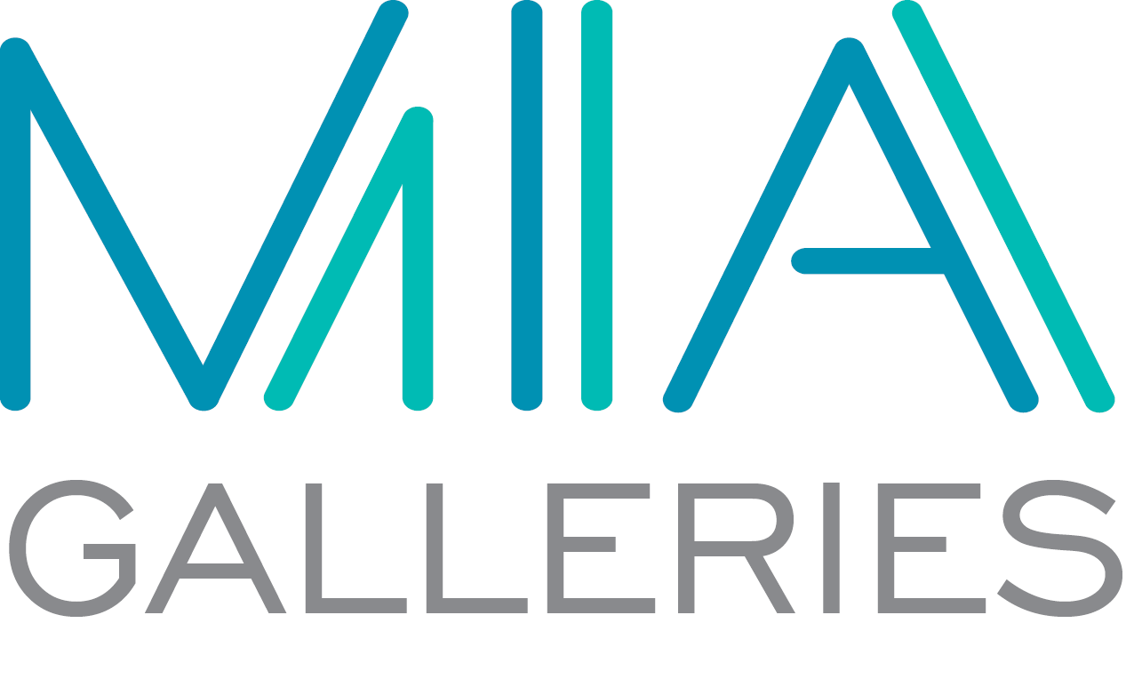 MIA Galleries logo