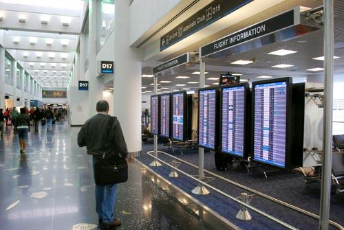 miami international airport :: flight connections :: miami