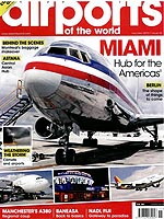 Americas' Hub -  Marco Finelli visits Miami International, the most important US gateway to Central and South America.