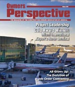 Project Leadership Gold Award Winner: Miami International Airport's North Terminal