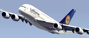 Click here for a Virtual tour of Lufthansa's A380 aircraft